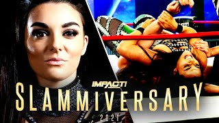 Who is the MYSTERY OPPONENT Deonna Purrazzo Faces at Slammiversary This Saturday on PPV?!