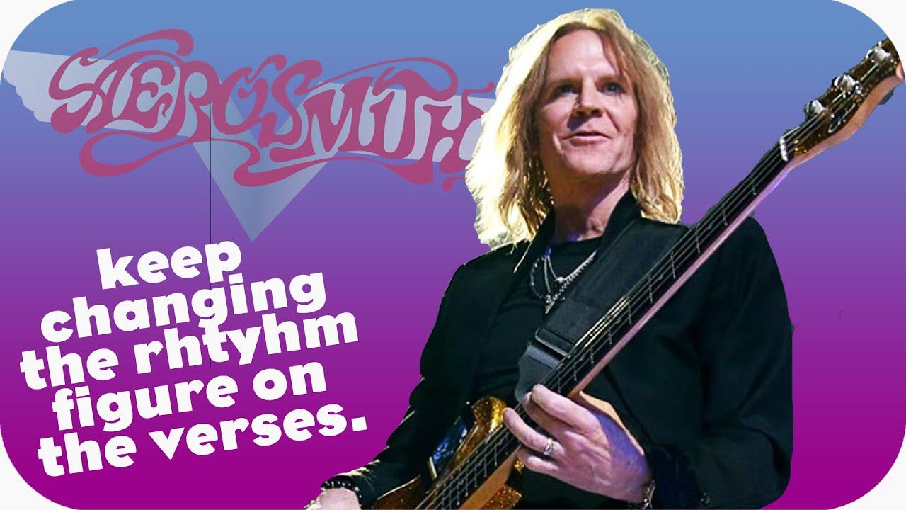 How to sound like Tom Hamilton of Aerosmith - Bass Habits - Ep 31