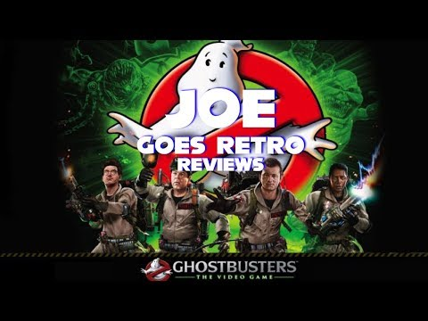 Ghostbusters:  The Video Game (XBox 360) Review - Joe Goes Retro