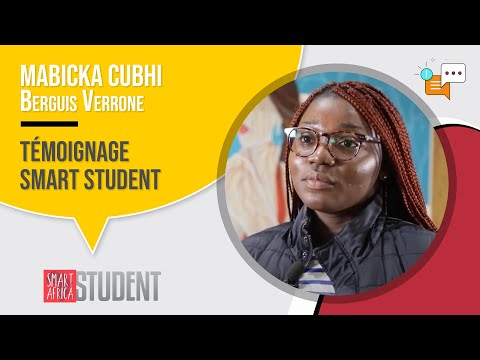 Smart Africa Student. Témoignage 03/06