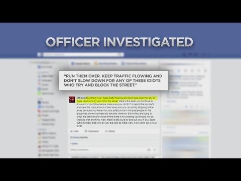 St. Paul Police Officer Under Investigation For Facebook Post