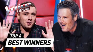 INCREDIBLE WINNERS in The Voice