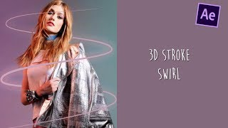 Download After Effects Tutorial 3d Stroke Swirl MP3, MKV, MP4
