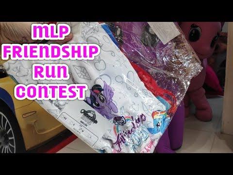 MLP Friendship Run race kit contest (last minute!)