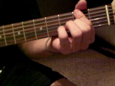 How to play Hero by Skillet on guitar
