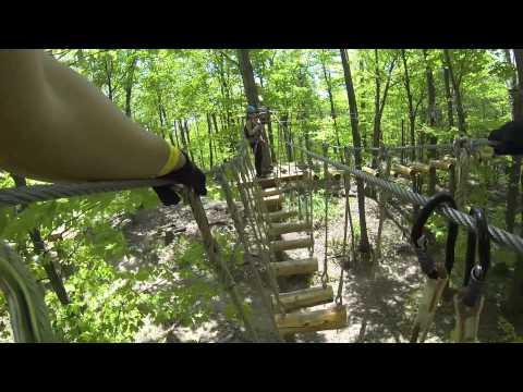 Treetop Trekking (Heart Lake Conservation Area)