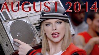 TOP 50 SINGLES | AUGUST 2014 | BEST BILLBOARD MUSIC HITS (AUGUST 30TH)
