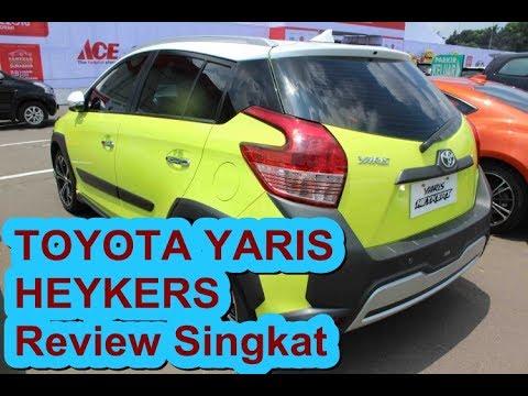 Kelemahan New Yaris Trd Sportivo Grand Avanza Type G 2018 Kelebihan Dan Kekurangan Toyota Youtube