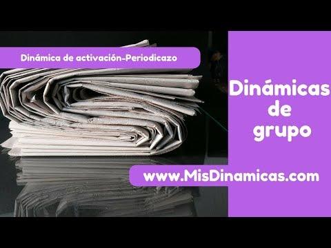 ▶Dinámica de activación Periodicazo #rompehielos #calentamiento #activacion