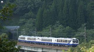 【4k】2019/9/30(Mon) 秋田港クルーズ列車 秋田から弘前へ