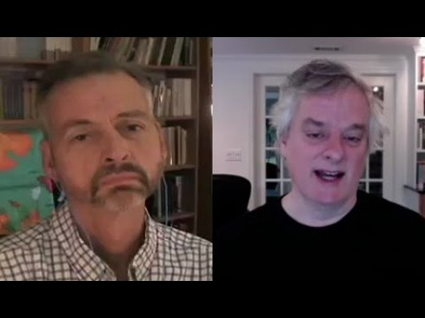 Bob's wacky theory about consciousness | Robert Wright & David Chalmers [The Wright Show]