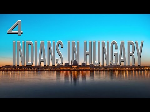 4 Indians In Hungary
