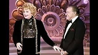 Lucille Ball on Bob Hope Special (c. 1984) - Gone With The Wind Story.