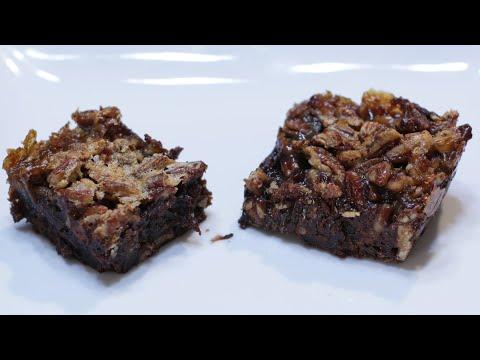 how-to-make-pecan-pie-brownies-|-easy-pecan-pie-brownie-recipe