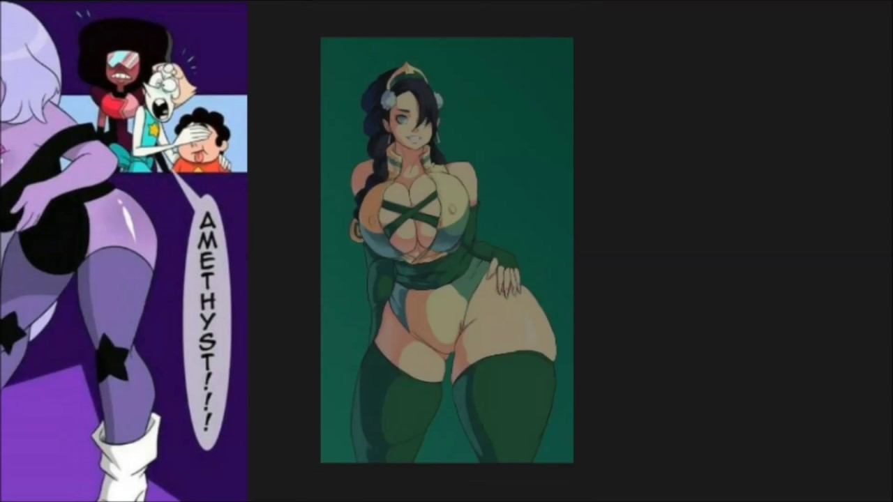 Sexualized characters