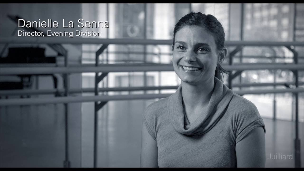 Danielle La Senna On Juilliard's Evening Division | Juilliard Snapshot