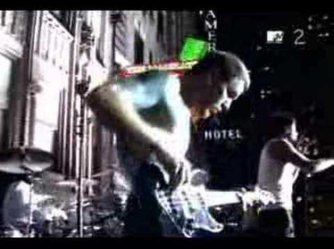 R.I.P. Chris Cornell - Audioslave - Gasoline Live at Late Show