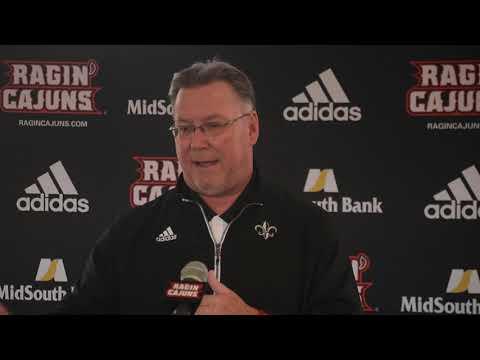 Coach Robe Talks South Alabama, Tulane, Hogan Harris & More