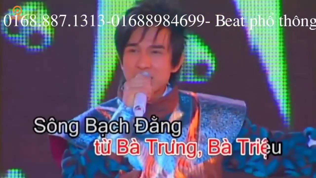Đất Việt vang mãi ngàn đời beat Đan trường, Dat viet vang mai ngan doi beat Dan truong Không bè
