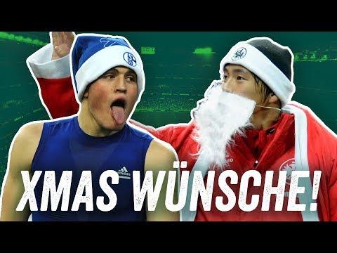 Bayern & BVB im Champions League Finale? Frankfurt Deutscher Meister? Onefootball Weihnachtswünsche