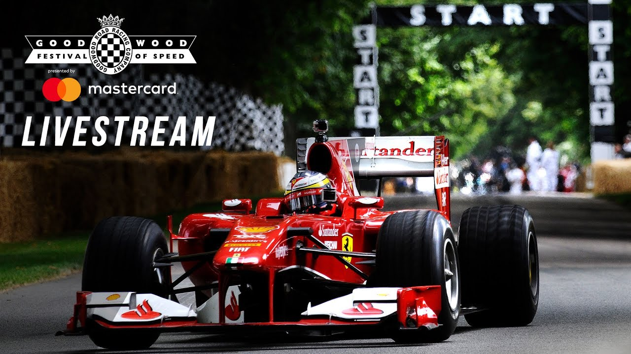 Goodwood Festival Of Speed 2017 Round Up Auto Express