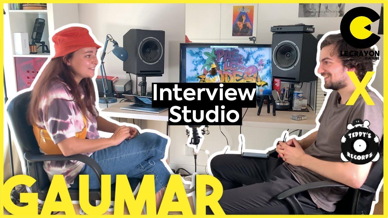 @GAUMAR  - INTERVIEW STUDIO