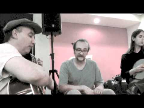 Jam Session - Música Irlandesa / Irish Music - Curitiba 06.05.2012