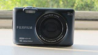 Fujifilm - JX665 16.0-Megapixel Digital Camera Unboxing