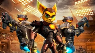 Ratchet & Clank Deadlocked All Cutscenes HD GAME