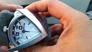 Fastrack 3022sl01 Bikers Analog Watch For Men - Unboxing (HD)