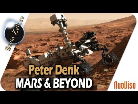 MARS & BEYOND - Peter Denk bei SteinZeit