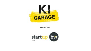 KI Garage - Partner von ASAP BW