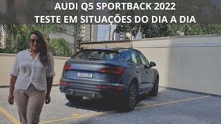 Novo Audi Q5 Sportback 2022 vale quase R$ 450 mil? É melhor que os rivais? Teste de dia a dia