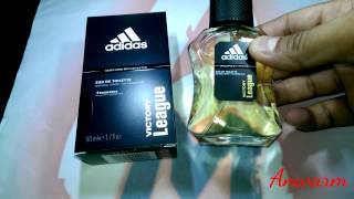 Adidas Victory League Mens Fragrance (Review)