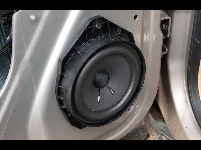 Why Do All Those Suburban Door Speakers Go Bad A Little Problem Solving On The Side Youtube