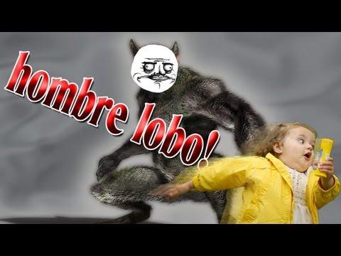 SURVIVOR multiplayer - el lobo que imitaba a Slender Man