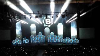 Bülent Ceylan live in FRA Fraport Arena 22.02.14