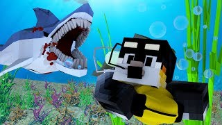 Minecraft | Underwater Survival - HOW DID WE GET HERE!? (Mod Adventure) #1