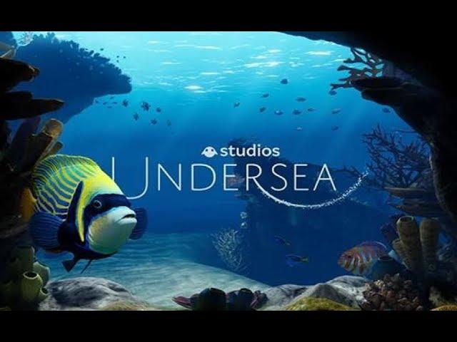 Behind The Scenes Undersea Magic Leap World Youtube