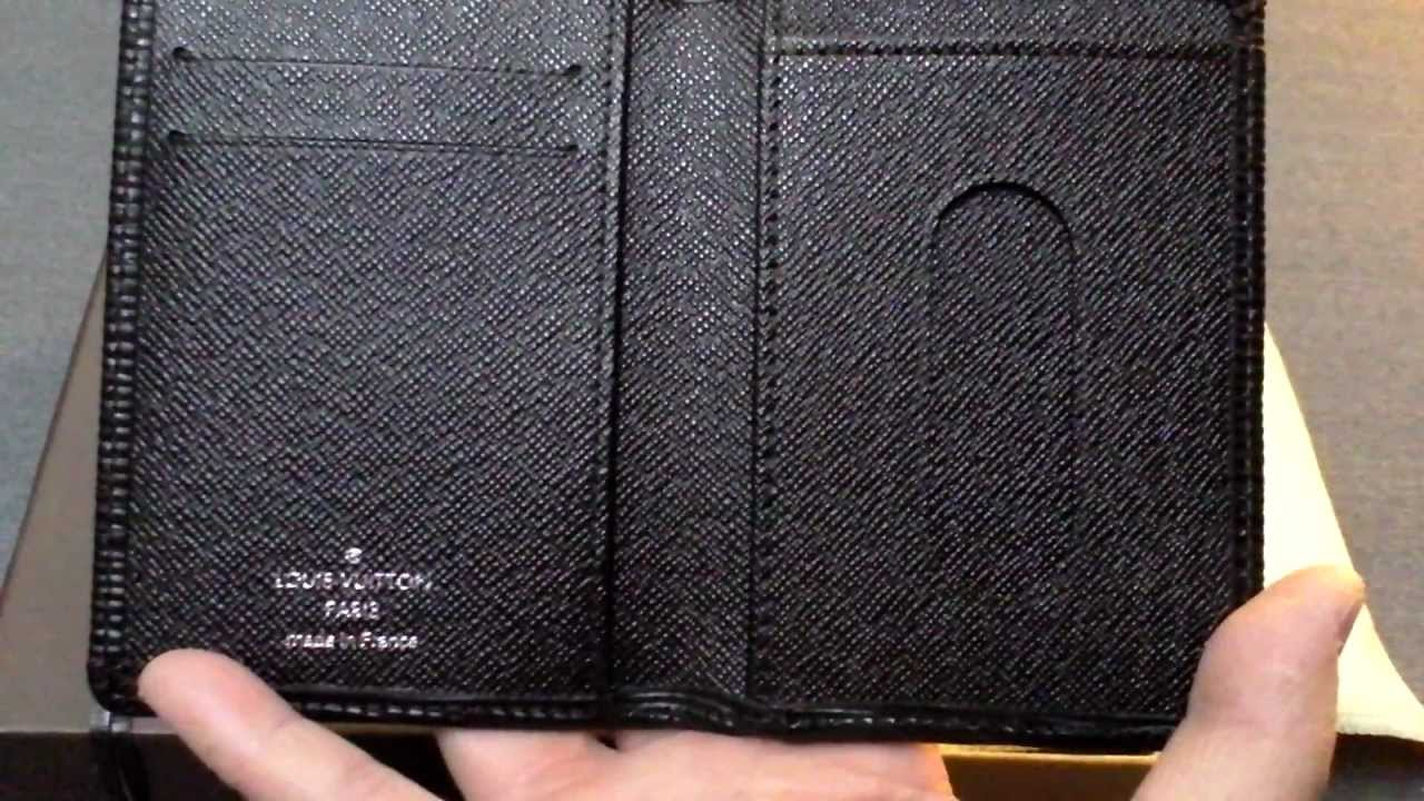 Louis Vuitton Cards Holder Pass in Epi - YouTube