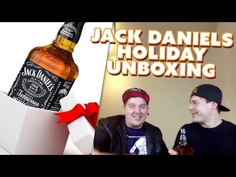 Jack Daniels Holiday Unboxing