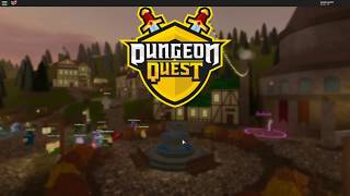 ROBLOX DUNGEON QUEST - France EP 6 - France NIVEAU JUSQU'À RAPIDE HELPING A FRIEND LEVEL UP