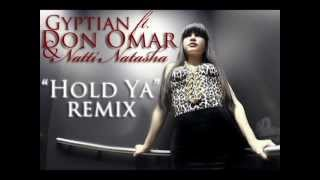 Hold You - Don Omar Feat. Gyptian y Natti Natasha (Original) (Letra) ★ REGGAETON 2012 ★