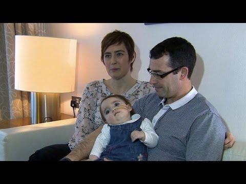 Britain approves controversial 3-donor IVF technique