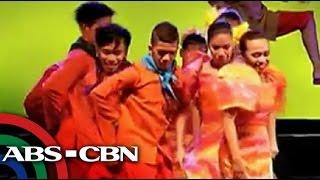 Out-of-school youth, sumalang sa dance concert