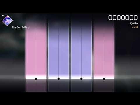 VOEZ - Qualia (Special Lv 13 - All Perfect - 972423)