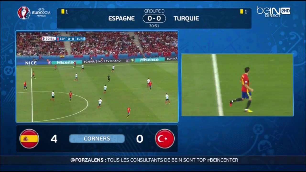 espagne vs turquie 3