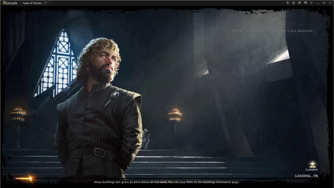 Game of Thrones: Winter is coming #1