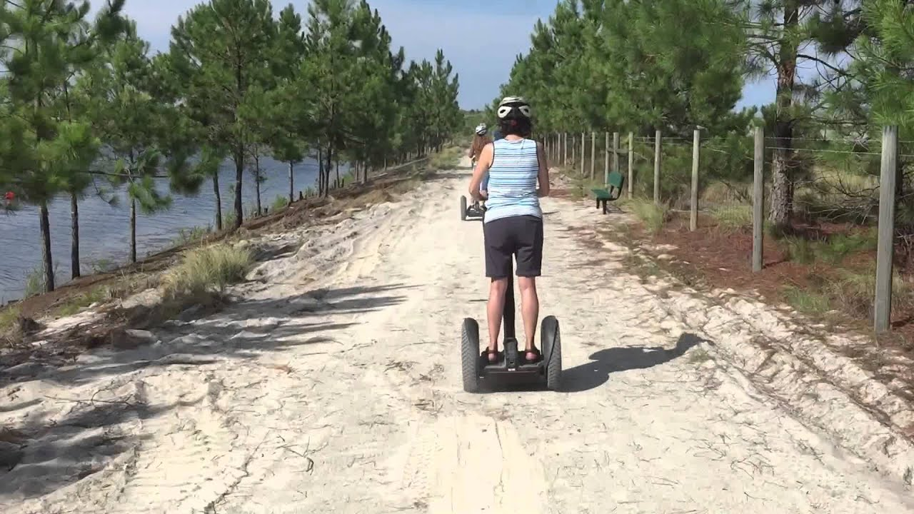 Our N Myrtle Beach Segway Tour