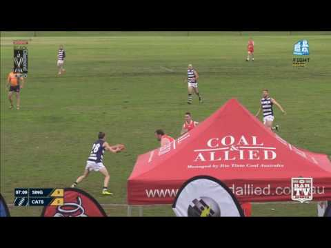 2017 BDAFL Round 10 Black Diamond Plate - Singleton Roosters v Muswellbrook Cats